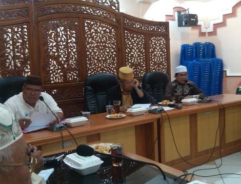 Ft.Rakor finalisasi Haji