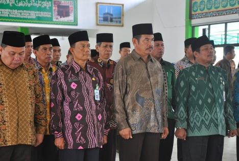 Ft.Pelantikan Ka.Kemenag Banjarbaro