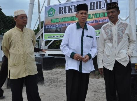 Ft.Ka.Kemenag Ingatkan Ramadhan