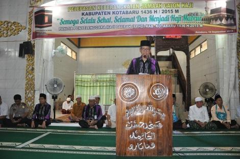 Ft.Pelepasan Haji Kemenag
