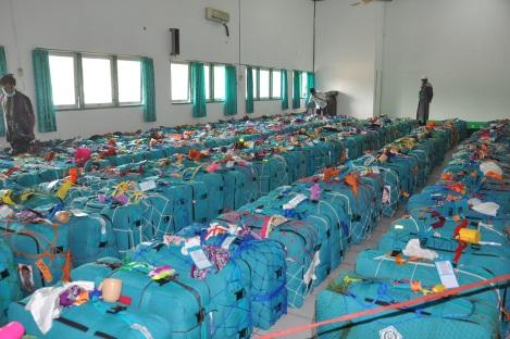 Ft.Pembagian Koper Haji