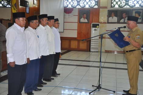 Ft.Pengukuhan Baznas Kotabaru